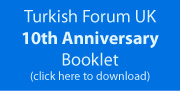 Turkish Forum UK Celebrated 10th Anniversary Booklet